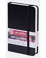 Talens Art Creation Sketchbook - 9x14cm - Black