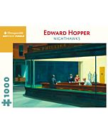 Edward Hopper: Nighthawks 1000-Piece Jigsaw Puzzle