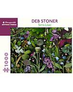 Deb Stoner: Siri's Lilac 1000-Piece Jigsaw Puzzle