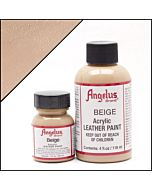 Angelus Acrylic Leather Paint - 1oz - Beige