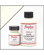 Angelus Acrylic Leather Paint - 1oz - Vanilla