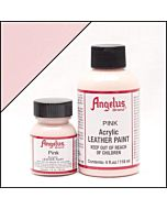 Angelus Acrylic Leather Paint - 1oz - Pink
