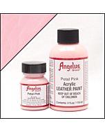 Angelus Acrylic Leather Paint - 1oz - Petal Pink