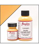Angelus Acrylic Leather Paint - 1oz - Caramel