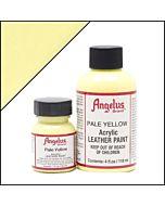Angelus Acrylic Leather Paint - 1oz - Pale Yellow