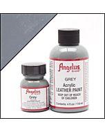 Angelus Acrylic Leather Paint - 4oz - Grey
