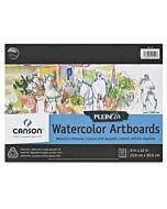 Canson Plein Air Board Pad Watercolor 12x16