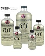 Chelsea Classical Studio - 8oz - Cold Press Linseed Oil