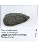 Golden Heavy Body Acrylic 8oz Jar - Coarse Alumina