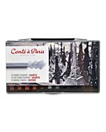 Conte Crayons Set of 12 - Classic Colors
