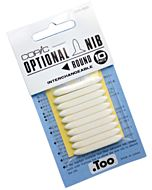 Copic Classic Round Replacement Nibs - 10 Pack