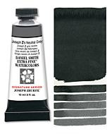 Daniel Smith Watercolors 15ml - Joseph Z's Neutral Grey