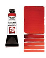 Daniel Smith Watercolors 15ml - Deep Scarlet