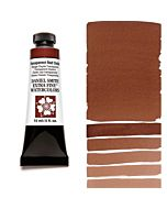 Daniel Smith Watercolors 15ml - Transparent Red Oxide