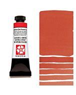 Daniel Smith Watercolors 15ml - Cadmium Red Scarlet Hue