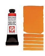 Daniel Smith Watercolors 15ml - Cadmium Orange Hue