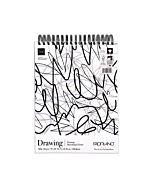 "Fabriano Fat Pad Drawing 9x12"" 70lbs 150 sheets"