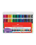 Duotip Washable Markers 24-Count