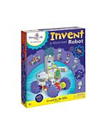 Faber-Castell Creativity For Kids Invent Motorized Robot