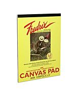 "Fredrix Canvas Pad 9x12"""