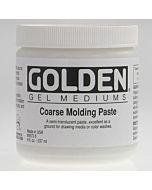 Golden Coarse Molding Paste - 8oz Jar