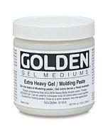 Golden X-Heavy Gel/Molding Paste 8oz Jar