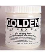 Golden Light Molding Paste - 8oz Jar