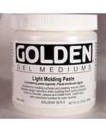 Golden Light Molding Paste - 16oz Jar
