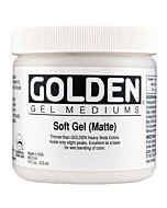 Golden Soft Gel - Matte 1 Gallon