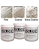 Golden Pumice Gel - Coarse 8oz Jar