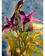Demo - Acrylic Mediums & Varnishes Online With Michelle Montes 2-12 1-4pm