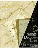 Decorative Paper 10-Pack BANANA LEAF