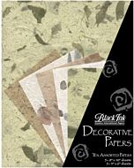 Decorative Paper 10-Pack Rainforest