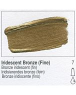 Golden Fluid Acrylic 4oz Bottle - Iridescent Bronze (Fine)