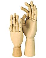 "Hand Manikin Male Left 12"""
