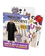 Unemployed Philosophers Guild - Ruth Bader Ginsburg Magnetic Dress Up Set