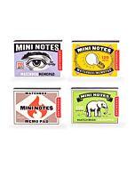 Kikkerland Design - Matchbox Sticky Notes