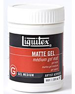 Liquitex Matte Gel - 8oz Jar