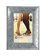 Malden Designs - Galvanized Metal Frame 5x7