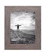 Malden Designs - Wide Gray Texture Frame 8x10