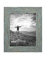 Malden Designs - Wide Green Texture Frame 8x10