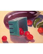 DEMO - Painting Still Life In The Studio Using Water Mixable Oils - Online Class With Michelle Montes - 6-10-21