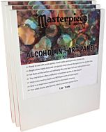 "Masterpiece 4x6"" Alcohol Ink Art Panel 1/8"" Thin 3-Pack"