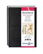 Stillman & Birn Alpha Series Sketchbook - Wire Bound - 6x8