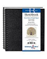 Stillman & Birn Alpha Series Sketchbook - Wire Bound - 7x7