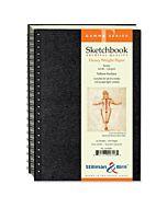 Stillman & Birn Gamma Series Sketchbook - Wire Bound - 6x8
