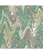 Serenity Jade / Taupe / White / Gray