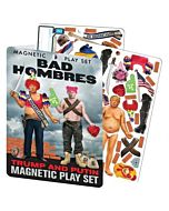 Bad Hombres Trump and Putin Magnetic Dress Up Playset