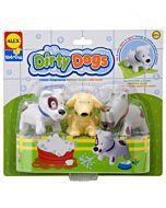 Alex Toys Dirty Bath Dogs