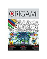 """ColorFold Origami 5-7/8""""Sheet 24 Pack"""